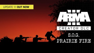 В DLC SOG Prairie Fire для Arma 3 добавили морских котиков и Кхешань