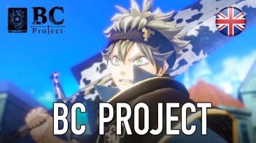 Bandai Namco анонсировали Black Clover: Project Knights