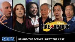 Новый трейлер Yakuza: Like a Dragon демонстрирует актёров английской озвучки