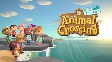 Animal Crossing - вторая самая продаваемая игра в Японии