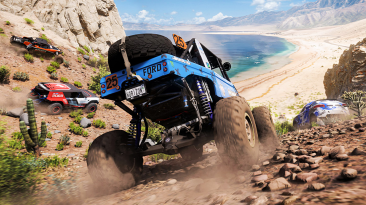 Forza Horizon 5 предложит множество режимов при запуске