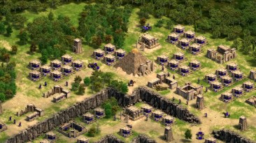 Age of Empires: Definitive Edition (2018) - трейлер релиза на русском - озвучка VHS