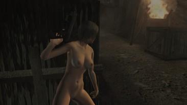 """Resident Evil 4 """"Ада вместо Леона (разные скины и 18+)"""""""