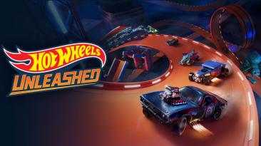 Видео игрового процесса аркадных гонок Hot Wheels Unleashed