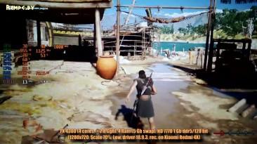 Assassins Creed: Odyssey на слабом ПК (FX4300/6300; 4-12 Ram; GT 630, HD 7770/7870)