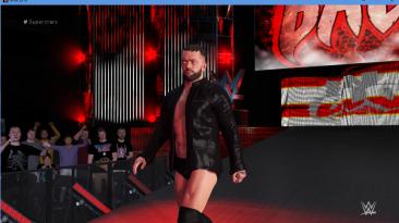 "WWE 2K16 ""Finn Balor Worlds Collide 20 костюм WWE 2K19 Port MOD"""