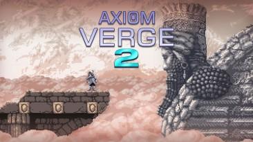 Axiom Verge 2 выйдет на PS5 и PS4