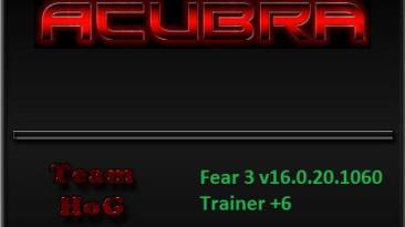 F.E.A.R. 3: Трейнер (+6) [16.20.1035 - Update 1] {HoG}