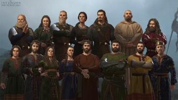 """Для Crusader Kings 3 вышел мод по мотивам сериала """"Последнее королевство"""""""