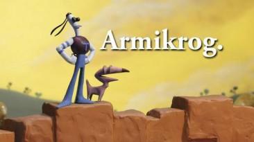 Armikrog - пластилиновая разминка