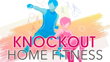 Видео игрового процесса фитнес-игры Knockout Home Fitness