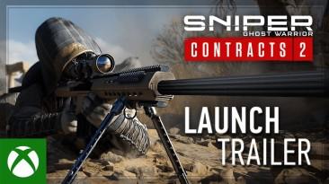 Состоялся релиз Sniper Ghost Warrior Contracts 2