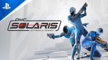 Объявлена дата выхода Solaris Offworld Combat