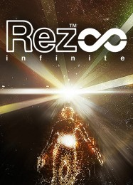 Обложка игры Rez Infinite