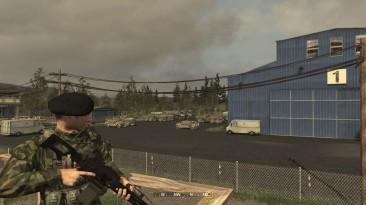 """Call of Duty 4: Modern Warfare """"Комбинированный мод Чеченская война и пулемёт печенег"""""""