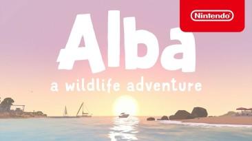 Alba: A Wildlife Adventure вышла на Switch