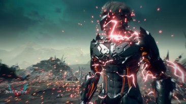 "Devil May Cry 5 ""Райден из Metal Gear Rising: Revengeance"""