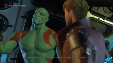 Guardians of the Galaxy Telltale Episode 5 - Все последствия выбора