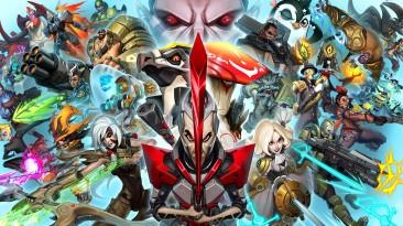 В Battleborn добавят шесть скинов по Borderlands