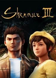 Обложка игры Shenmue 3