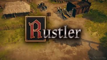 """Ролевая игра в стиле GTA2 в средневековье """"Rustler"""" появится в раннем доступе Steam в начале 2021 года"""
