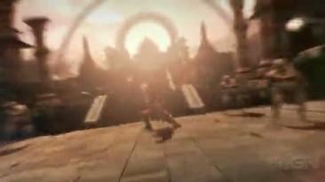 """Asura's Wrath """"Официальный дебютный трейлер"""""""