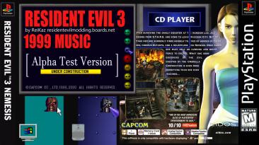 """Resident Evil 3: Nemesis """"1999 Music"""""""