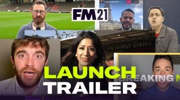 В Steam вышел симулятор футбольного менеджера Football Manager 2021