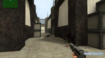 """Counter Strike: Source """"Карта - de_Dust Tech"""""""