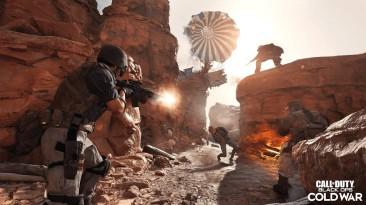 Запись игрового процесса из бета-версии Call of Duty: Black Ops - Cold War