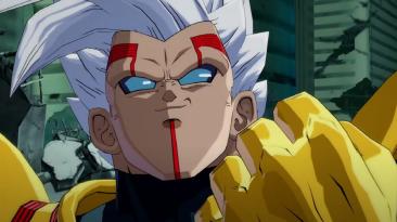 Геймплейный трейлер Dragon Ball FighterZ показывает Super Baby 2 в действии