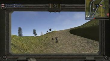 "Battlefield 1942 ""Модификация The Reborn Fighters Mod 1.1"""