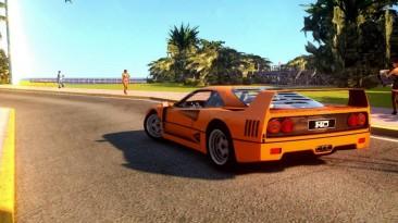 Видео о создания Grand Theft Auto: Vice City