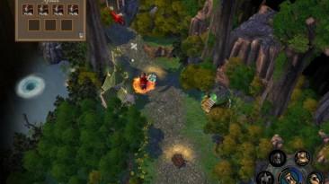 "Heroes Of Might And Magic 5: Повелитель орды ""Карта - Ability"""