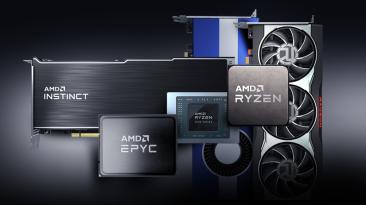 Видеокарты RDNA3 и процессоры Zen 4 выйдут в 2022 году