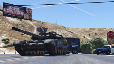 "Grand Theft Auto 5 ""LSPD - Dangerous Individuals ВЕРСИЯ: 0.6 КБ"""