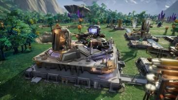Трейлер обновления Expedition для симулятора колонизации планеты Aven Colony