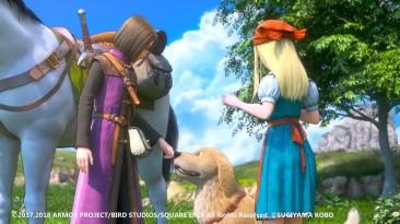 Обзор Dragon Quest XI - Лучше чем Final Fantasy