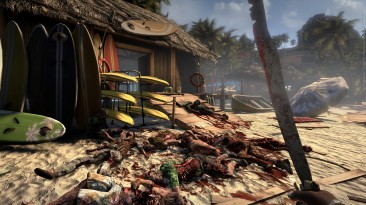 "Dead Island ""Мод на баланс и геймплей v1.1"""