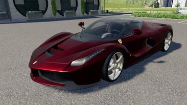 "Farming Simulator 19 ""LaFerrari 2014 v1.0.0.0 (1.7.x)"""