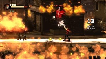 Опубликован геймплей трейлер режима на выживание в игре Shank 2