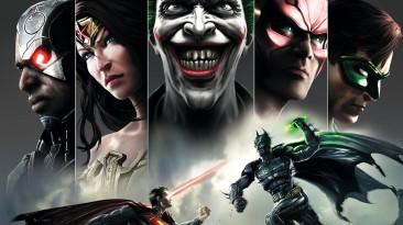 Injustice: Gods Among Us: Сохранение/SaveGame (История пройдена) [3DM]
