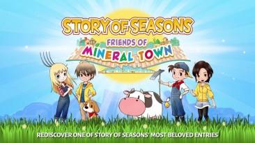 Story of Seasons: Friends of Mineral Town разошлась тиражом в 100 тыс. проданных копий