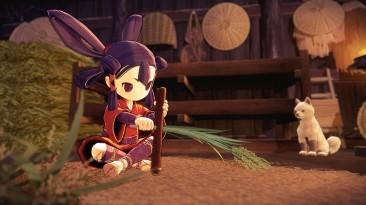 Продажи Sakuna: Of Rice and Ruin достигли 1 миллиона копий, добавлена возможность носить с собой собак и кошек