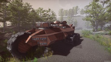 Игра о боевых машинках Dieselpunk Wars покинула ранний доступ Steam