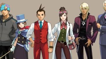 Первый полноценный трейлер 3DS-версии Apollo Justice: Ace Attorney