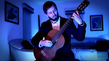 Persona 5 Бархатная Комната - (Кавер на гитаре)