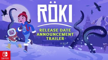 Новый трейлер Roki для Switch