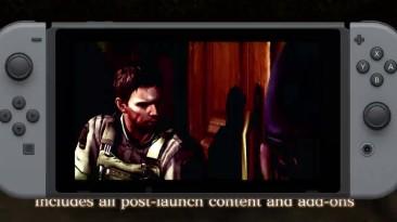 Resident Evil 5 - трейлер предзаказа (Switch)