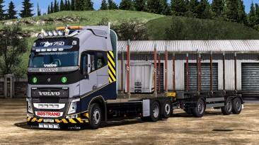 """Euro Truck Simulator 2 """"Volvo FH 2012 Classic v27.40r (1.40.x)"""""""